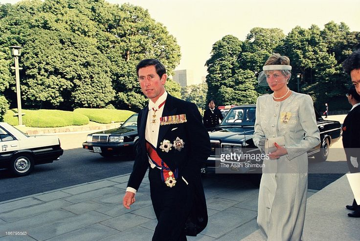 Prince of Wales Prince Charles and Princess of Wales Princess Diana... News Photo | Getty Images