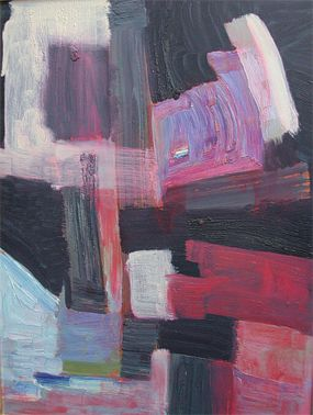 Painters Eleven. Alexandra Luke