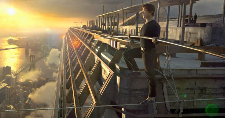 'The Walk' Interviews with Joseph Gordon-Levitt | EXCLUSIVE -- Step unto the wire in virtual reality to experience the vertigo of 'The Walk', along with interviews from the cast. -- http://movieweb.com/walk-movie-interviews-joseph-gordon-levitt/