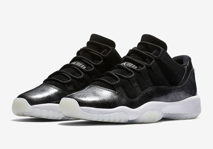 "AIR JORDAN 11 LOW ""BARONS"" https://thedropnyc.com/2017/01/02/air-jordan-11-low-barons/"