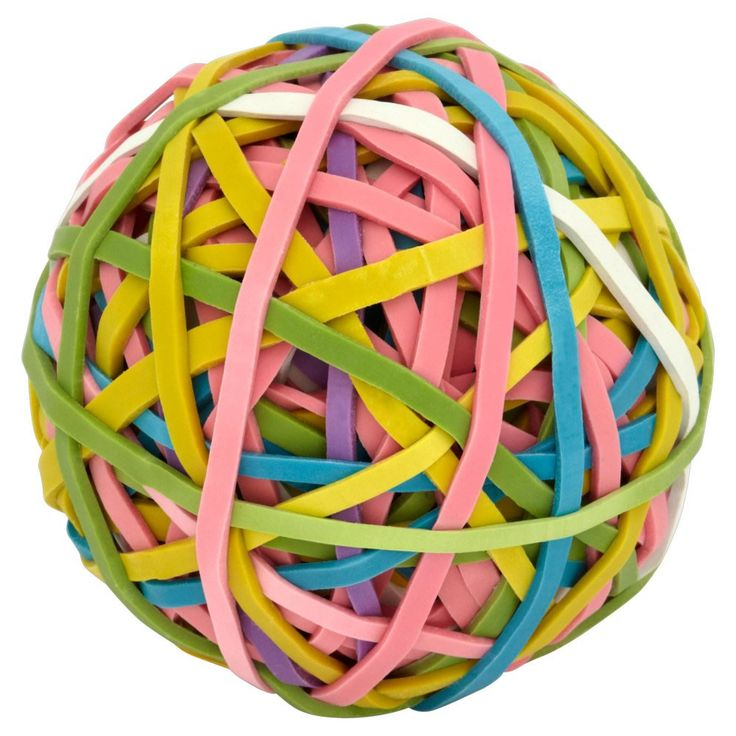 Wilko Rubber Band Ball x 170 #rubberband #colour #rainbow #stationery #pencil #pencils #pen #pens #notebook #pad #kids #school #schoolwork #classroom #children