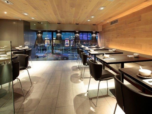 Siete Restaurantes Iluminados por Foscarini