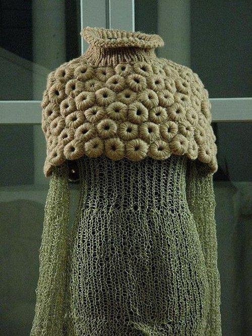 Stéphane Martello - more here: http://www.pinterest.com/giorgiacremilai/stephane-martello-mister-crochet/