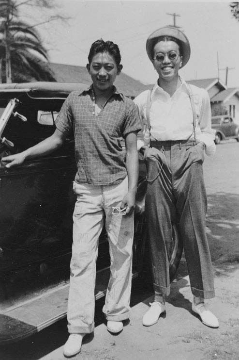 The Forgotten Story of Japanese American Zoot Suiters - Part 1