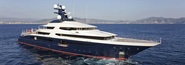 US Department of Justice Seizes 91.5m Oceanco Equanimity yacht #thatdope #sneakers #luxury #dope #fashion #trending