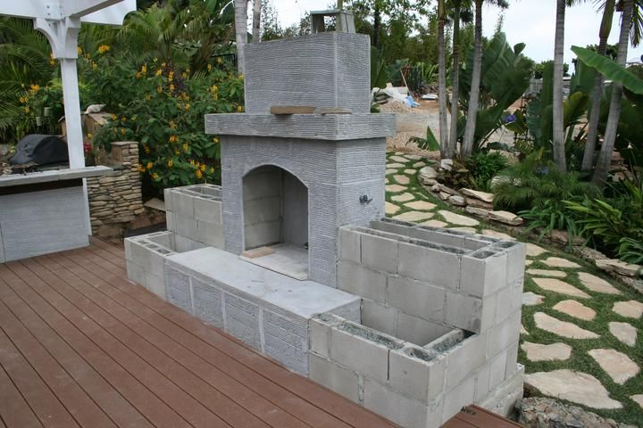 33 best images about southern california style on for Eldorado outdoor fireplace