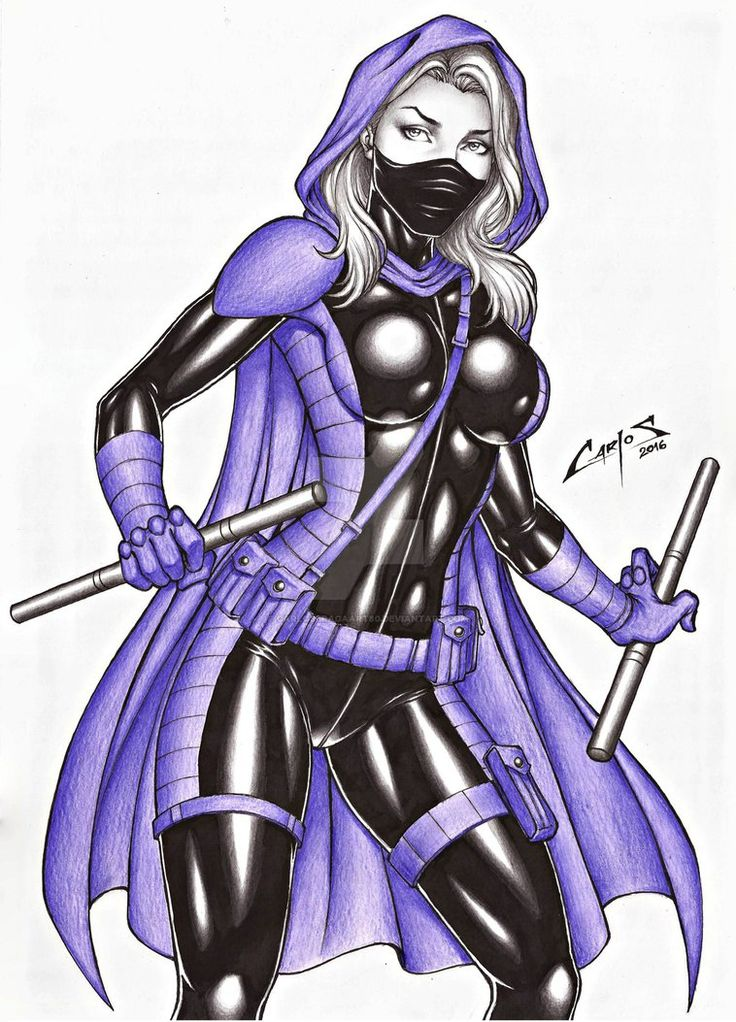 STEPHANIE BROWN (DC REBIRTH) COMMISSION DONE !!! by carlosbragaART80 on DeviantArt