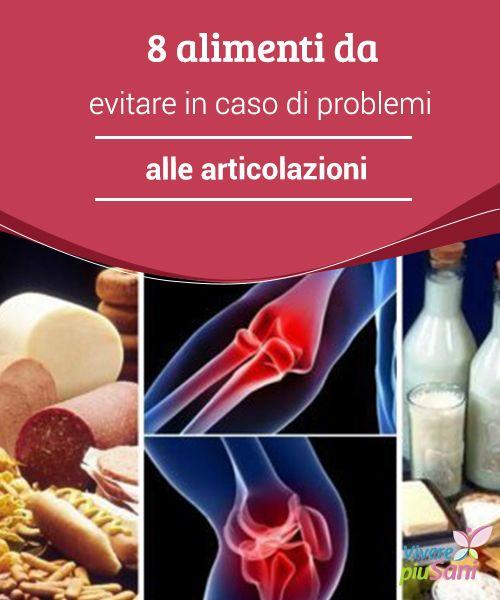 8 #alimenti da evitare in caso di problemi alle articolazioni   #Ridurre o eliminare il #consumo di alcuni alimenti può aiutarvi a minimizzare il dolore e i sintomi associati a problemi alle #articolazioni.