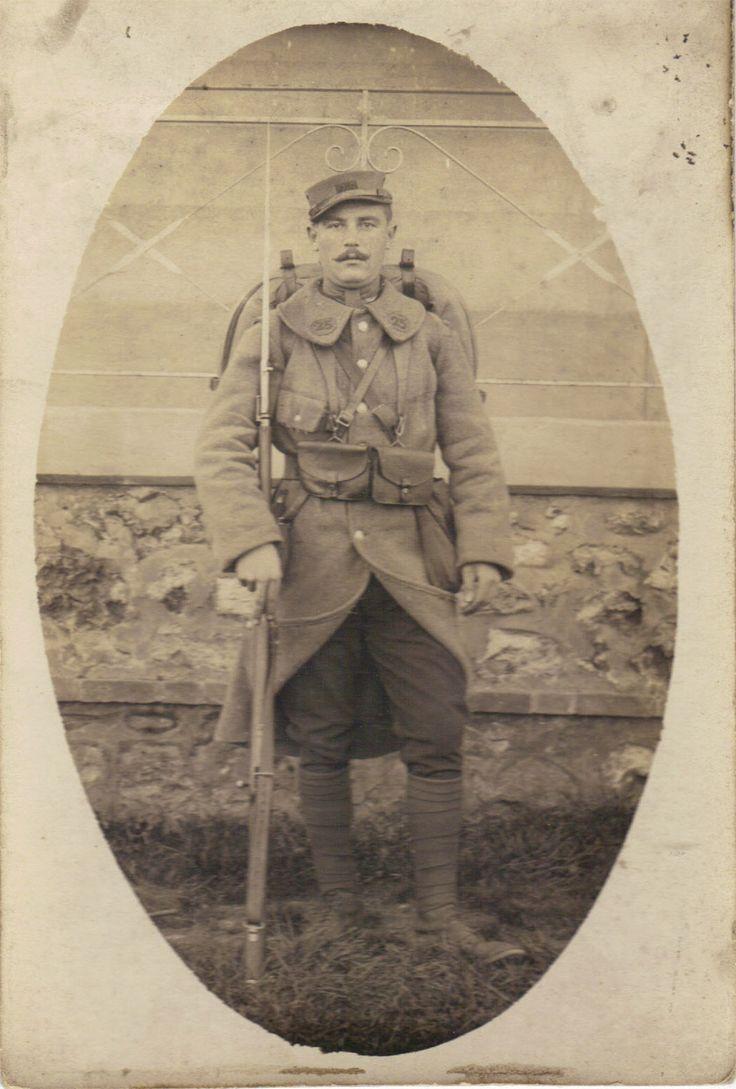 17 portraits saisissants de Poilus, ces soldats qui ont vécu l'enfer des tranchées de la Première Guerre mondiale | Daily Geek Show