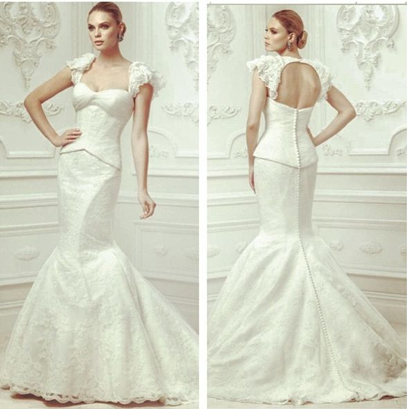 Truly zac posen at david nilsson 39 s bridal in for Zac posen wedding dress price