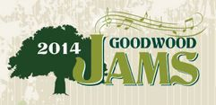 Goodwood Jams is just two days away. General admission tickets are still available! Learn more...