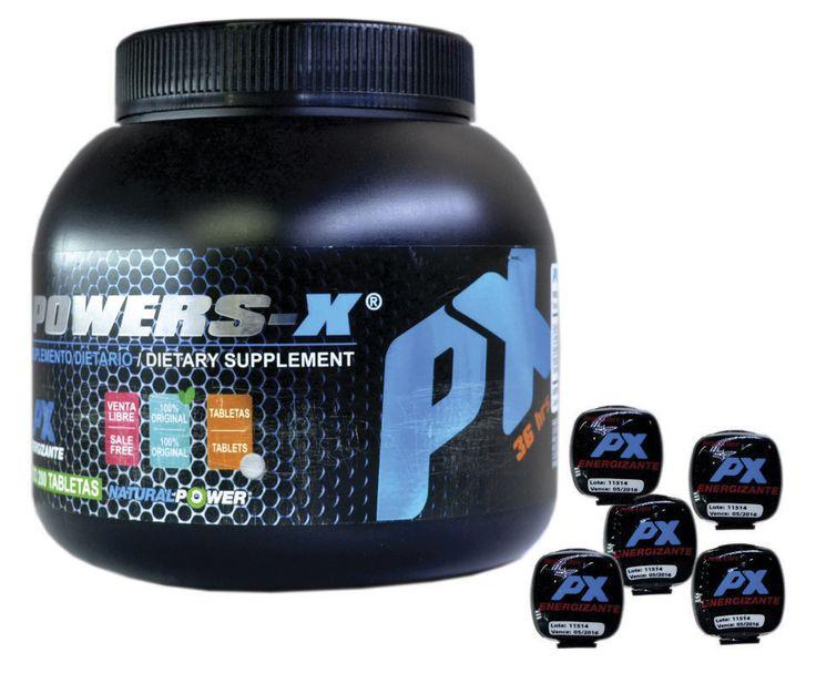 Powers PX – Es un potenciador natural a base de frutos afrodisiacos efectivo, mejora tus erecciones de forma efectiva.