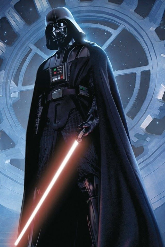 "Star Wars - Darth Vader ""If only you knew the Power of the dark side of the force!"""