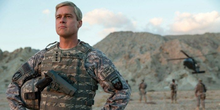 The Pentagon is Obsessed With Brad Pitt s 'War Machine #SuperHeroAnimateMovies #machine #obsessed #pentagon
