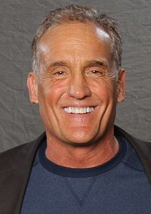 John Wesley Shipp is Jay Garrick, the Flash of Earth 3. He's a strong, robust, leader with the veteran skills of being a military vet and a longtime crime-fighter. He's looked upon as the foundation--the heart and soul--of the group.
