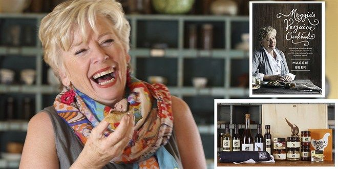 Win 1 of 2 Maggie Beer Hampers!