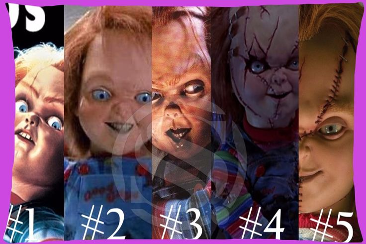 F1 Top Selling Curse Of Chucky Custom Zippered Rectangle Pillowcases Pillow Cover Cases Size 50x75cm (Two sides) #Affiliate