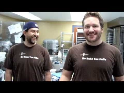The Urban Cookies Cupcake Wars audition video