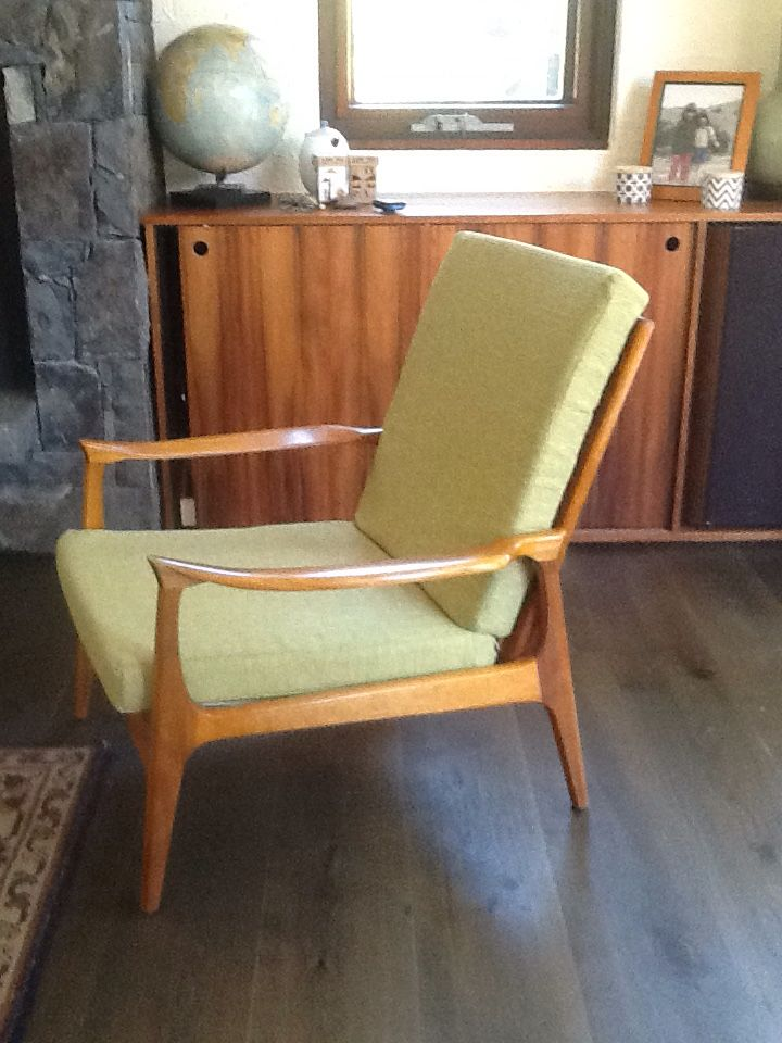 Recovered Fler chair
