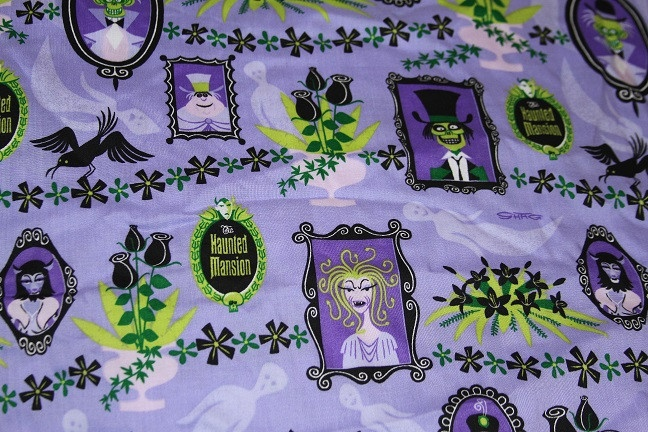 Details about Disney Haunted Mansion 40th Anniversary SHAG