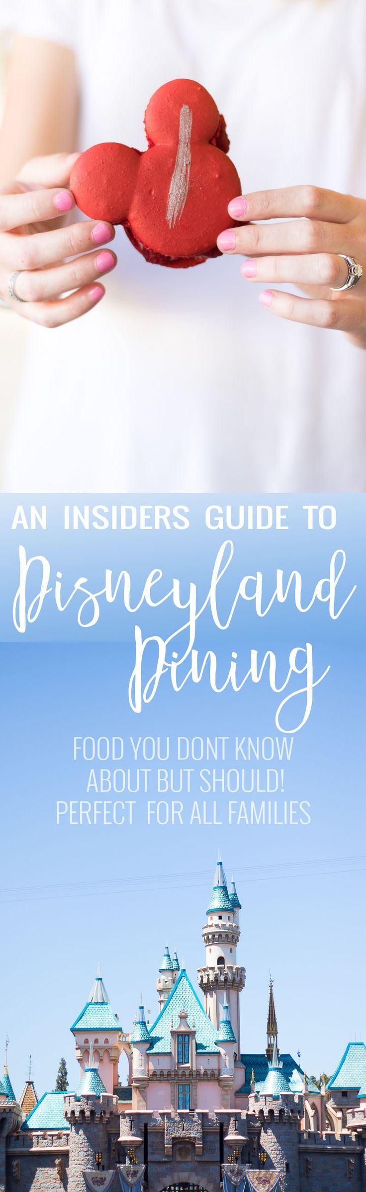 Disney Family Dining Guide | what to eat at Disneyland | what to eat at Disney | Disney food guide | Disneyland food guide | family friendly Disney dining | Disney food tips and tricks | Disneyland tips and tricks || Oh So Delicioso