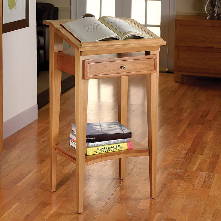 Franklin Library Book Stand