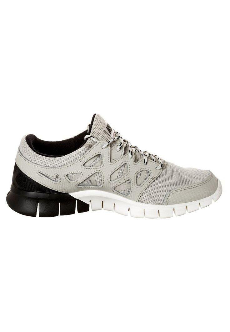 Nike Free Run 2 - Running men shoes - grey/white/black HOT SALE