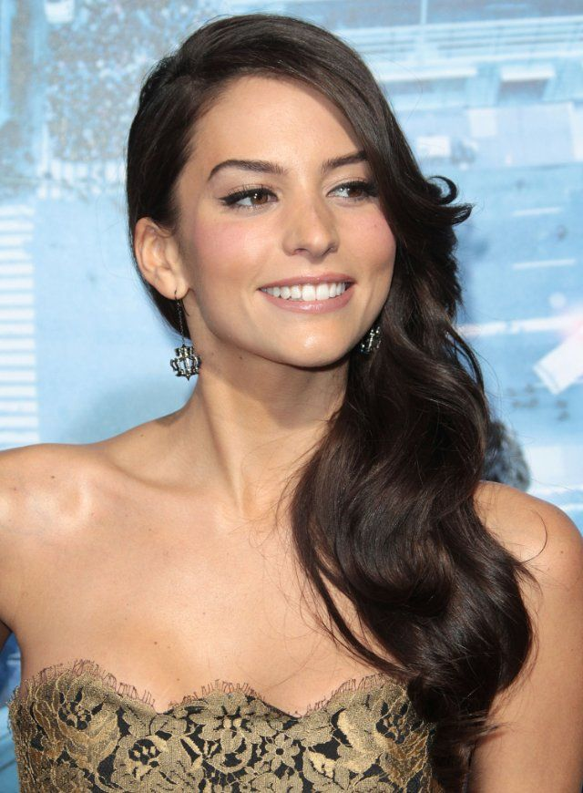 Genesis Rodriguez at event of Man on a Ledge
