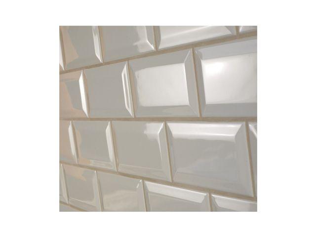плитка настенная 10х20 BISELADO Brillo Blanco, белый - купить в Максидоме| Каталог с ценами на сайте, доставка.