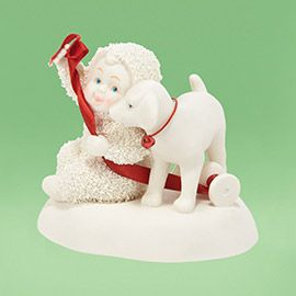 "Department 56: COLLECTING - ""Puppy For Christmas"" - New Introductions"
