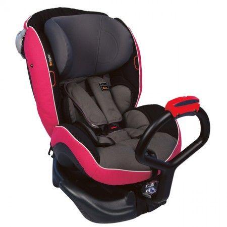 BeSafe iZi Combi X3 autós gyerekülés 0-18 kg pink 55