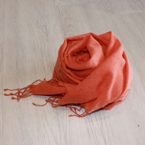 Buy Apricot Pashmina Scarf online now at The Stockroom Fashion Boutique. We ship internationally from our store in Auckland, New Zealand!