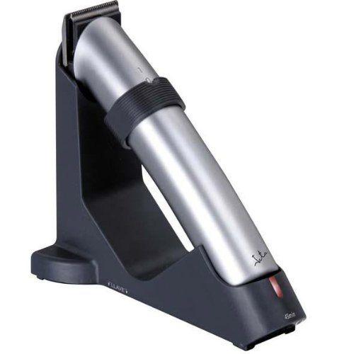 Cuidado personal - Afeitadora sin cable -  http://tienda.casuarios.com/jata-mp420-afeitadora-sin-cable-recargable-lavable-guia-de-corte-3-6mm-indicador-luminoso-de-carga-soporte-sobremesa-inoxidable/