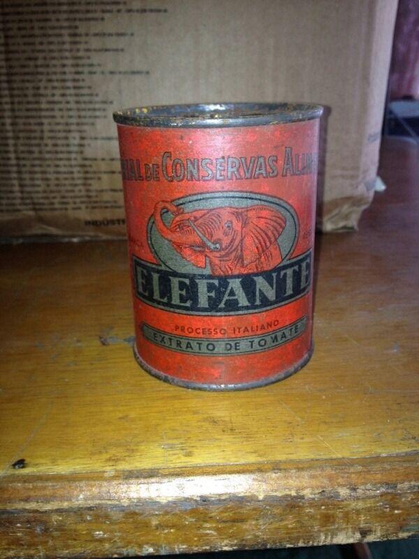 Extrato De Tomate Elefante Cica - R$ 8,00