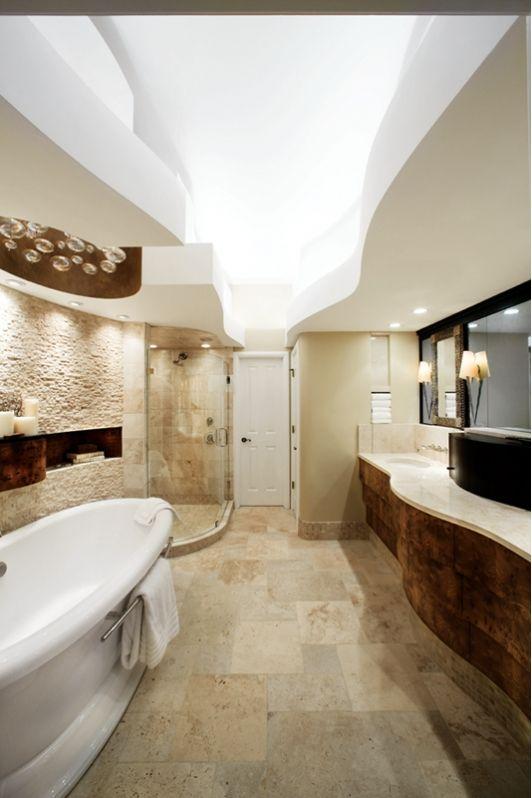 Master Bathroom Ideas - Home and Garden Design Ideas
