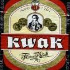 Pauwel Kwak, bier in een koetsiersglas