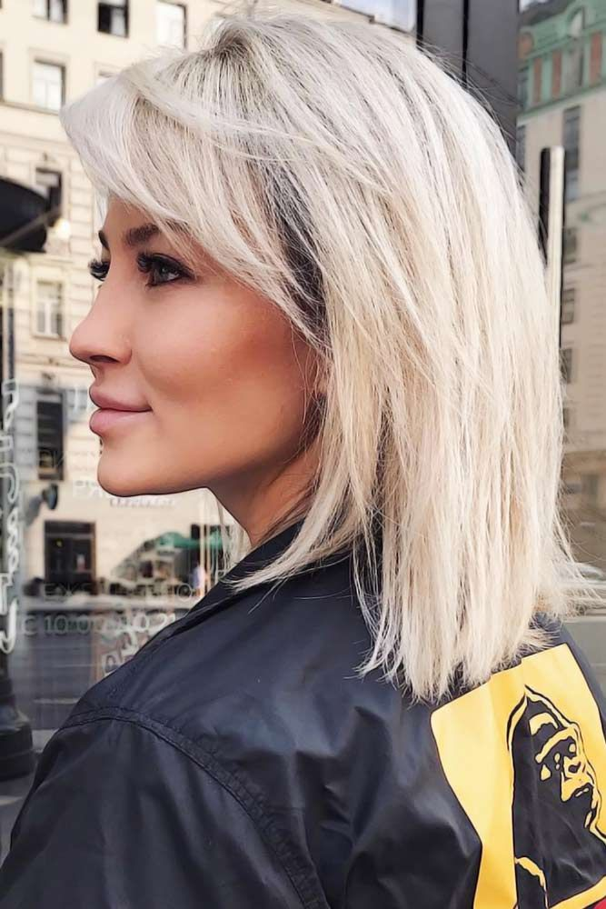25 Popular Medium Haircuts For Women