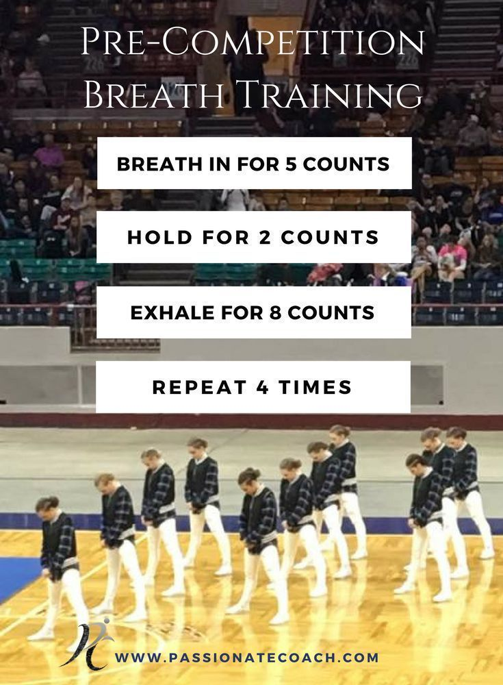 Breath Training The One Minute 4 Step Solution To Choking Under Pressure Dance Tips Ballroom Dance Quotes High School Dance