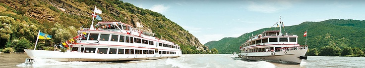 Wachau Valley Combi Ticket - Train, Sightseeing Boat & Abbey