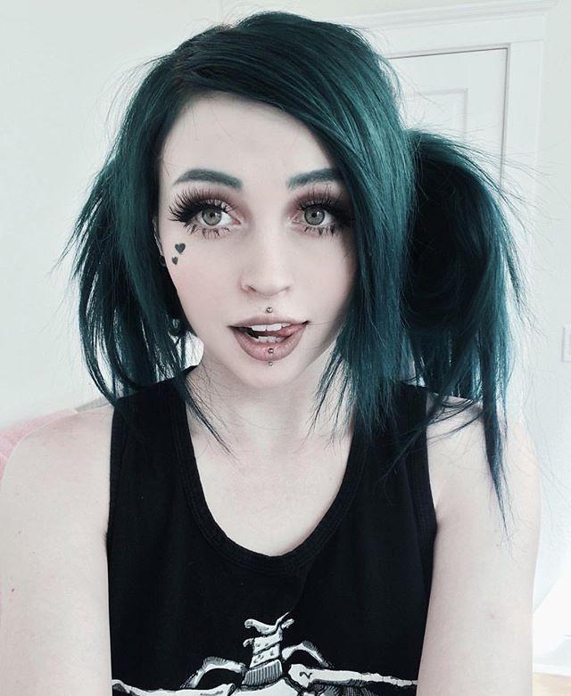 Gothic Punk Hairstyles Pixshark
