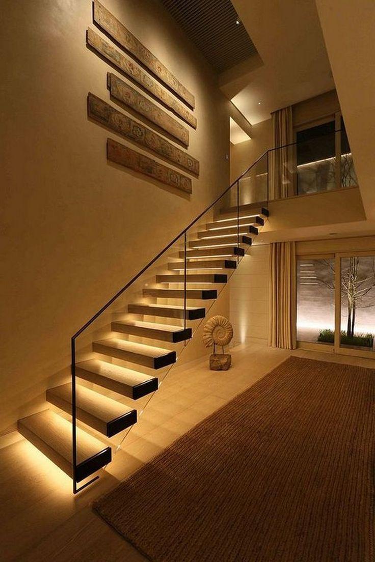 28 Amazing Luxury Staircase Design Ideas Modern House Staircase   Modern Staircase Designs For Homes   Spiral   Steel   Minimalist   Concrete   Awesome