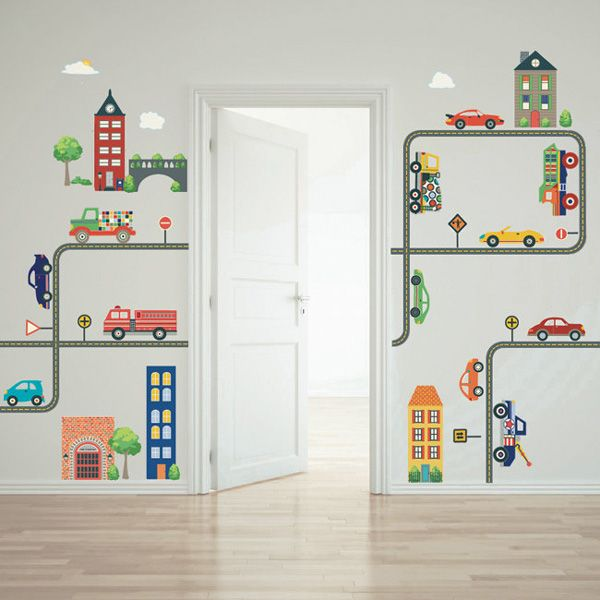 little decor || children's wall decals