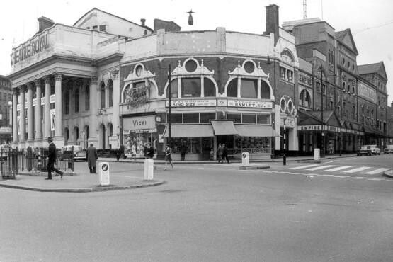 Theatre Royal 1960,s