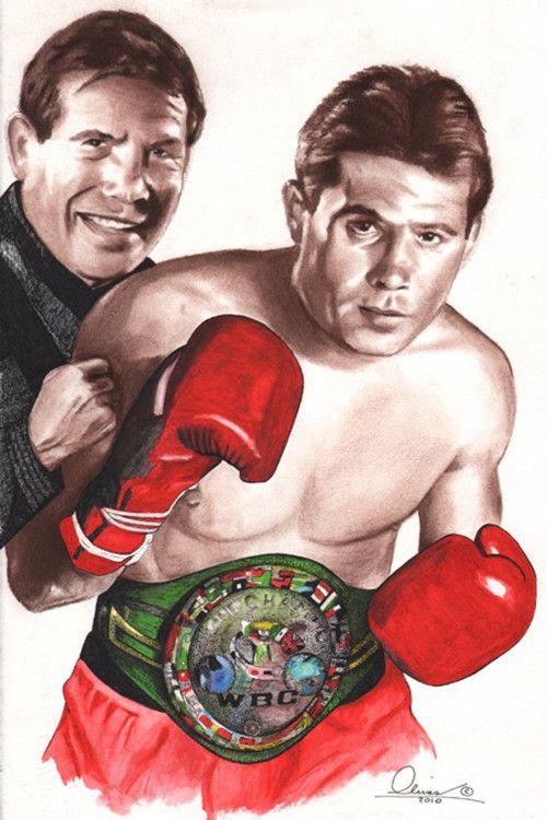 hand drawn Julio Cesar Chavez by Bill Olivas Chavez Boxer, Cesar Chavez,  Latino Art
