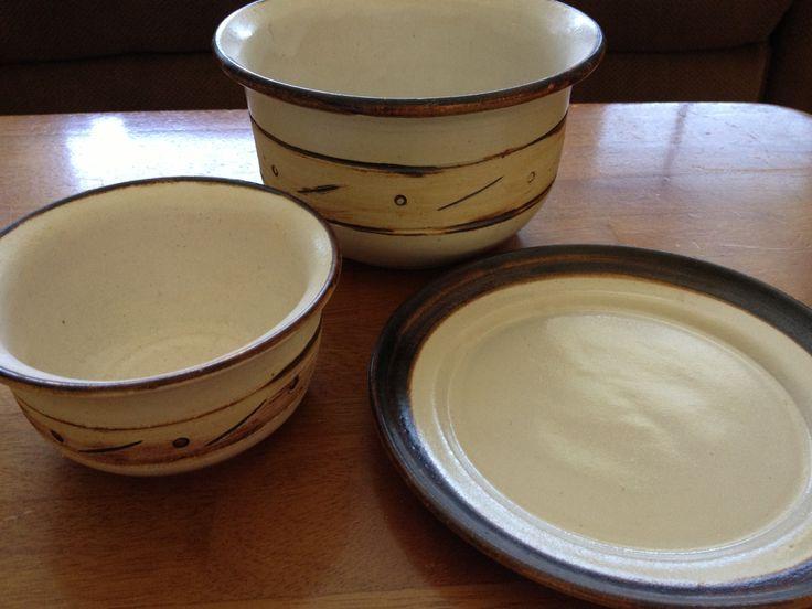Pottery by  Carol Jones