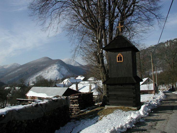 Pružina (Hungarian: Barossháza) is a village and municipality in Považská Bystrica District in the Trenčín Region of north-western Slovakia.