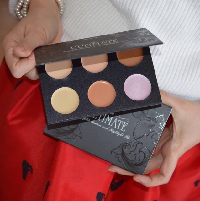 Η The Ultimate #Contour & #highlight Palette Kit αποτελεί το must have εργαλείο στο #μακιγιάζ σου! Do not miss it! !🔝❤️😊 Find Here➡️ https://goo.gl/wSgVbV ✔️ #beautytestbox #beautytestboxeshop #MeMeMe #contourpalette #palettekit #makeup #GreekEshop #cosmetics #beauty #musthave #beautyproducts #ShippingToCyprus #instapic #picoftheday