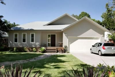 weatherboard house, classic country cottages,