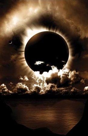 Solar eclipse - How gorgeous!