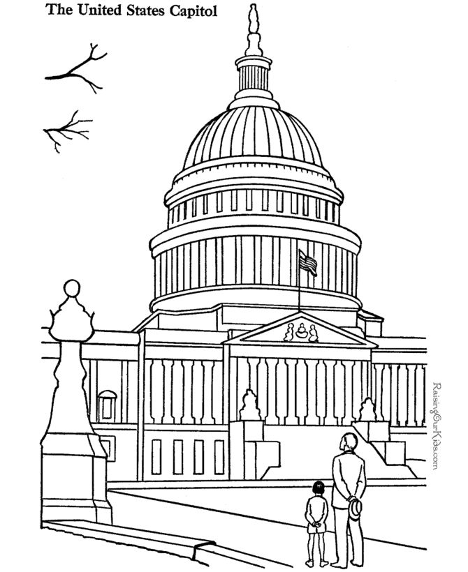 historic coloring pages - photo#33